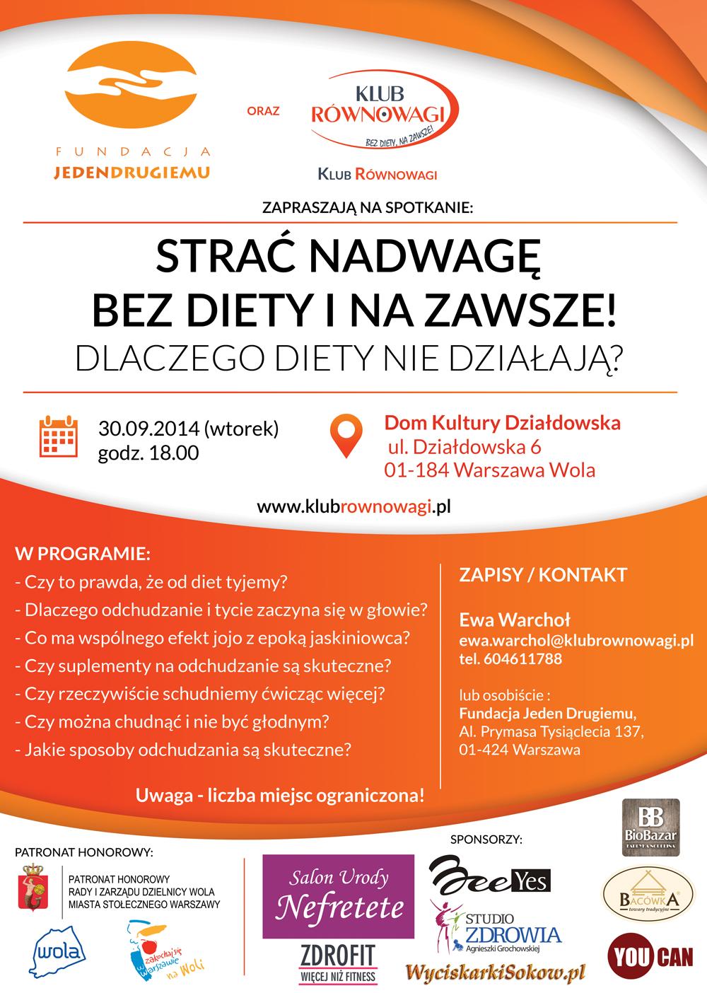 Wola - Plakat