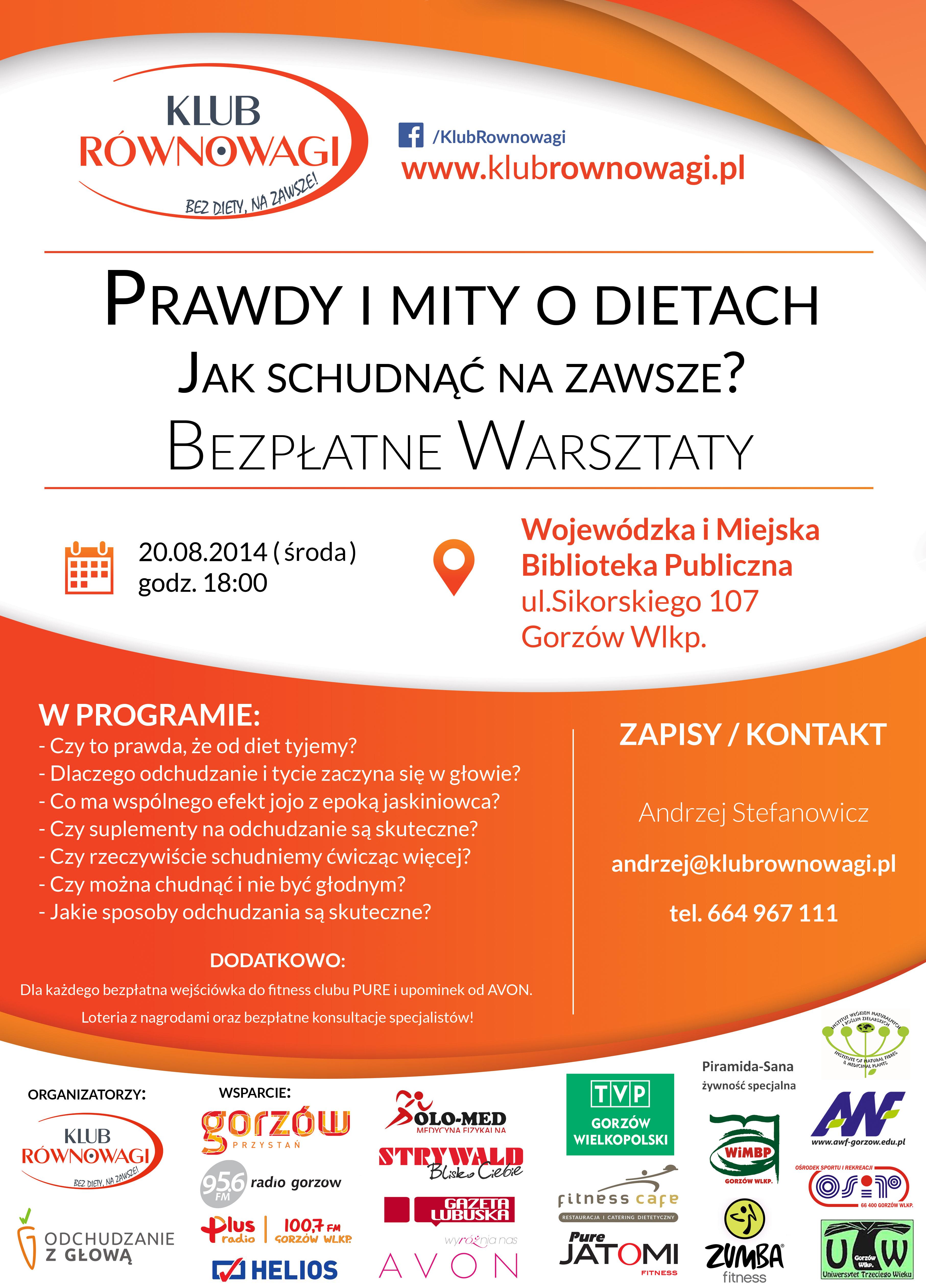Gorzów Wielkopolski Klub Równowagi